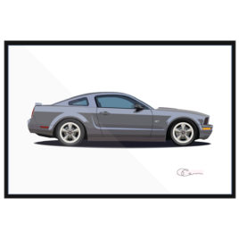 07 Ford Mustang GT