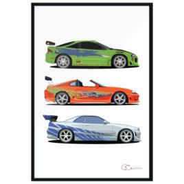 Brian's Cars