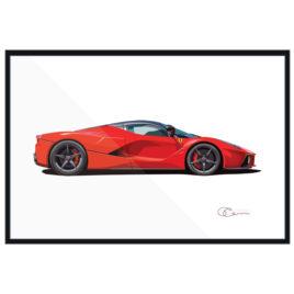 Ferrari La Ferrari (The Ferrari)