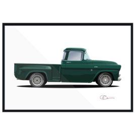 Henry's GMC Truck